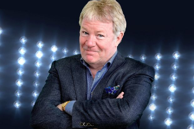 Jim Davidson in Eastbourne: a controversial comic challenges the world we live in