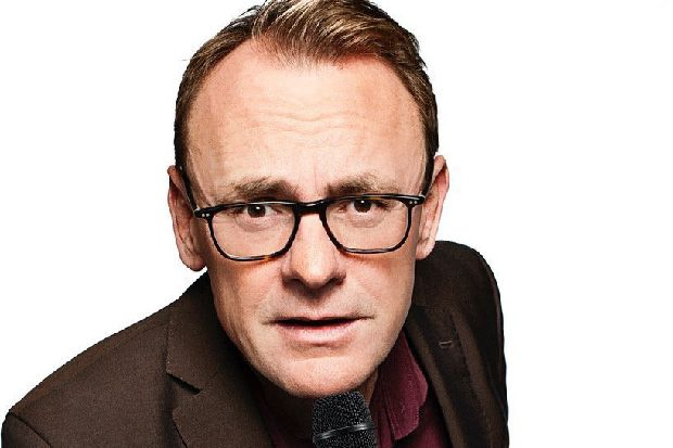 Strange stand-up from Sean Lock in Eastbourne