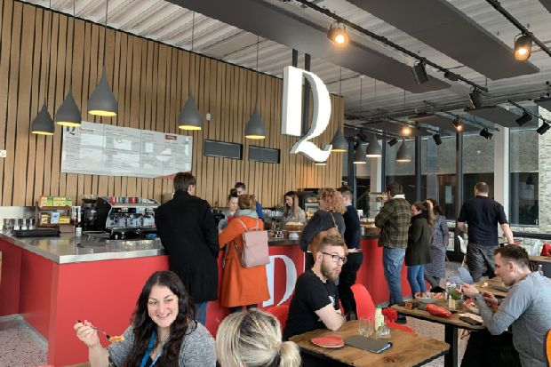 New cafe and bar opens in Eastbourne