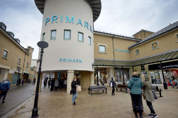 Hastings Primark non-gender fitting rooms spark debate