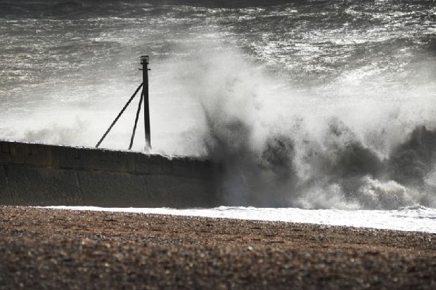 Stand by to be battered by gales and heavy rain in Hastings and Rother this weekend