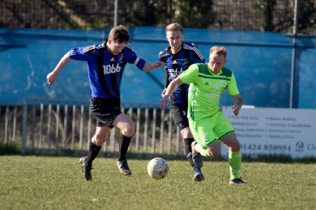 Hollington United bidding to reach second cup final in a fortnight