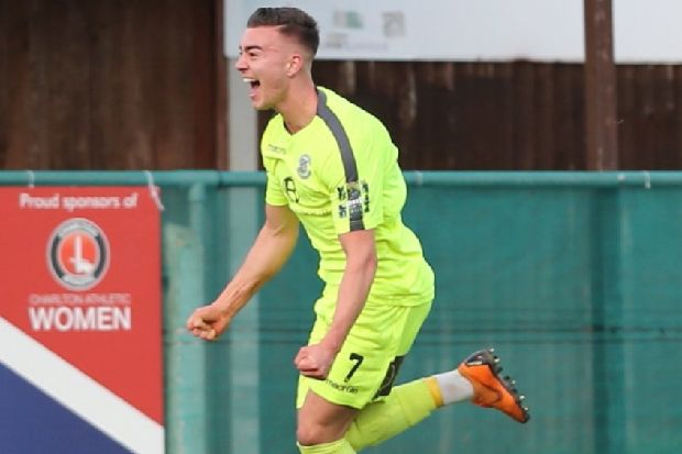 Hastings United up to second after third straight win