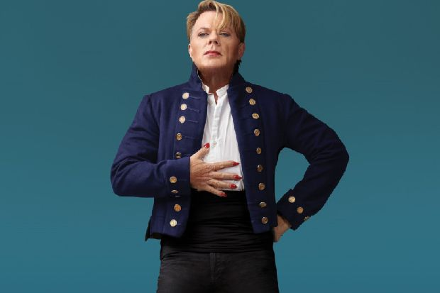 Eddie Izzard, Kathryn Williams and Keane head to Bexhill's De La Warr Pavilion