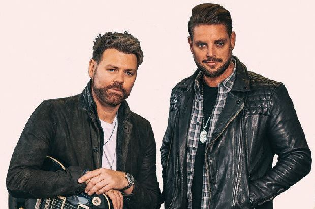 Boyzone and Westlife stars join forces for a huge show at White Rock Theatre