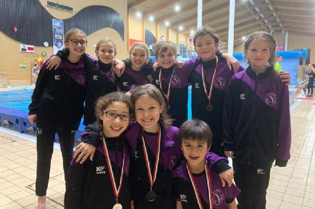 Luton divers claim medal haul on the south coast - Luton Today
