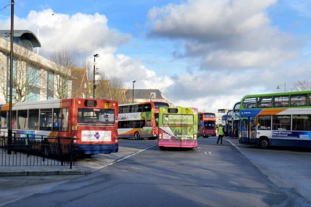 Bus journeys up by 344,200, bucking national trend - Milton