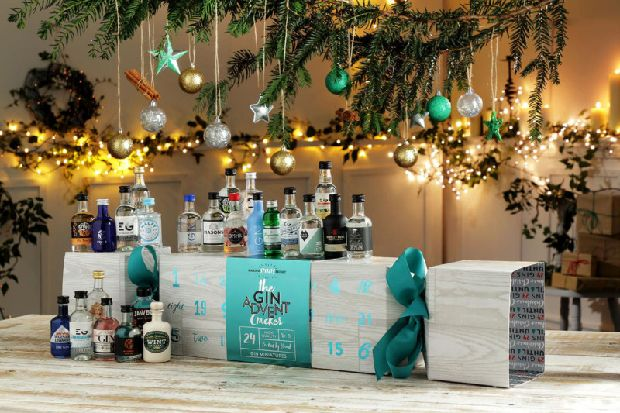 Christmas Countdown 2019.Christmas Countdown Begins As Booze Filled Advent Offerings
