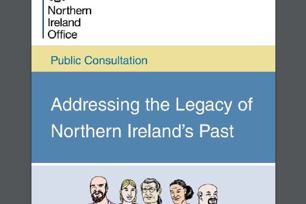 Ulster Unionists reject NIO legacy proposals as 'imbalanced'