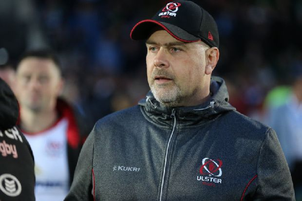 Dan McFarland full of praise for Ulster's young players