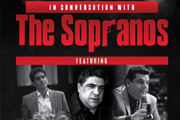 Stars of iconic TV series The Sopranos are coming to Belfast