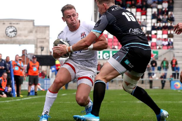 Craig Gilroy delighted to be back in an Ulster shirt