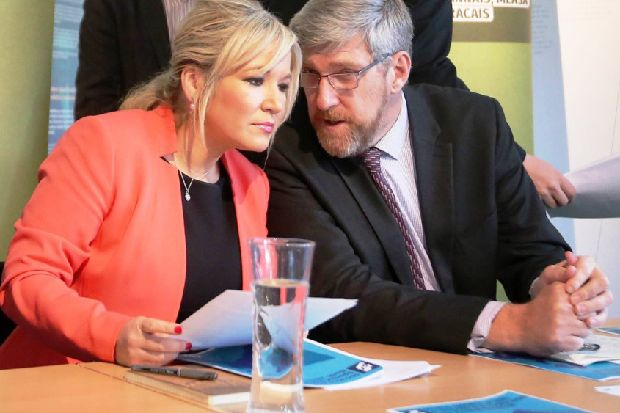 Ben Lowry: Perhaps Sinn Fein is aware of how insensitive Michelle O'Neill seems to unionists