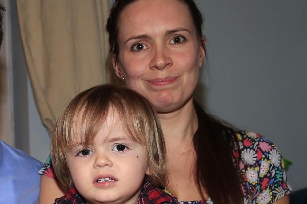 Twitter reinstates account of NI mum fighting for son's cystic fibrosis drug
