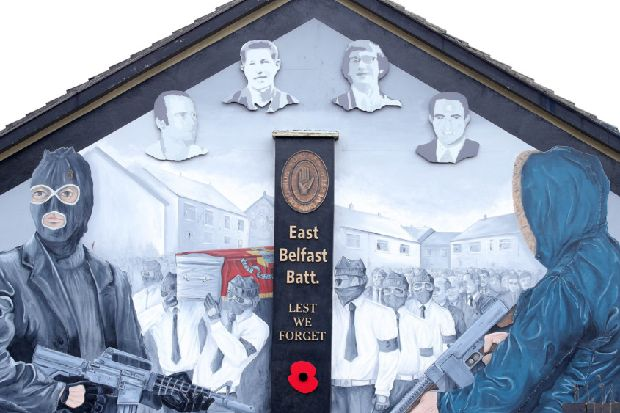 Appeal for calm over 'loyalist action' plan in event of Irish Sea border