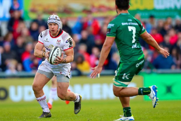 Luke Marshall urges Ulster to make amends for Thomond Park humbling against Munster