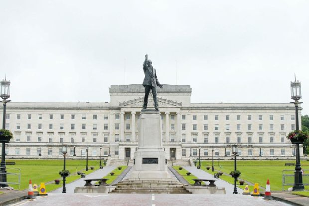 Stormont vacuum leaves NI public services in crisis: Think tank report