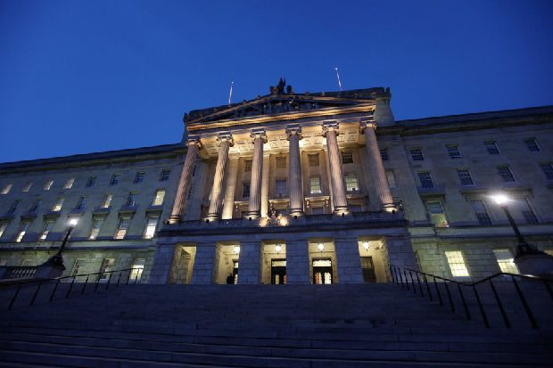 DUP and Sinn Fein defend £1000 MLA pay rise – with another £500 to come in April taking them to £51,000