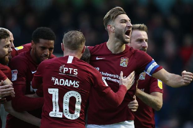 Northampton Town 4 Crewe Alexandra 1: James Heneghan's player ratings - Northampton Chronicle and Echo