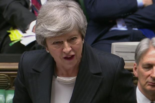 Theresa May is 'looking forward' to coming to Portsmouth for D-Day 75 event