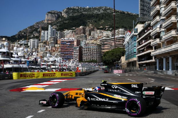 Palmer: To hustle the car around Monaco was great - West
