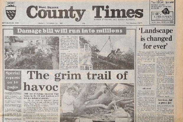 Join The West Sussex County Times In Celebrating 150 Years Of Trusted News In Horsham District