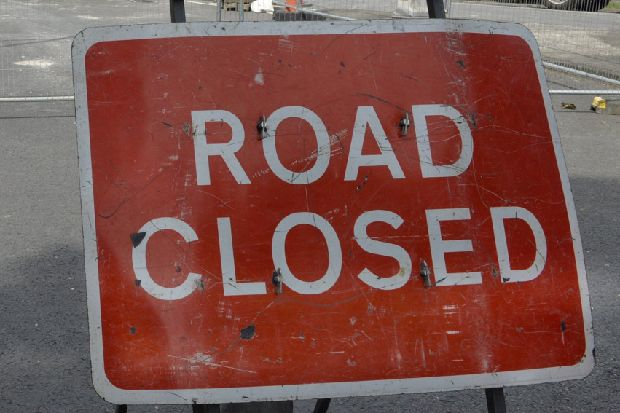 These roads are set to be closed in Horsham, Crawley, Mid Sussex and beyond during the next two weeks - West Sussex County Times