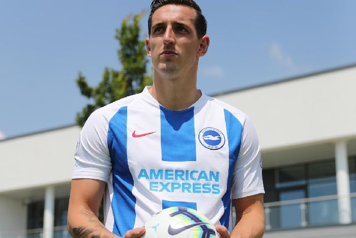 44b58fc4d62 We re loving Brighton s new Premier League home kit. What do you ...