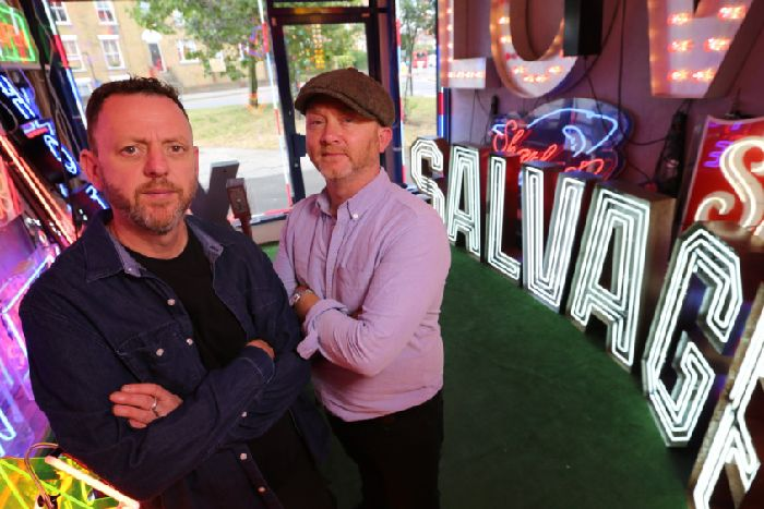 Salvage Hunters TV show is coming to Bucks - and needs your help to