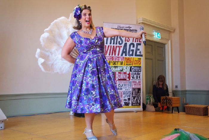 Retro And Vintage Affair Supports St Wilfrids Hospice Chichester