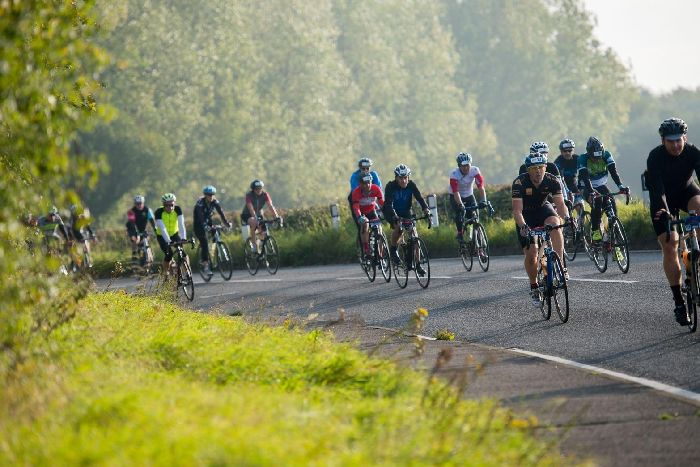 Hospital Staff Who Raised 20k Gutted After Velo South