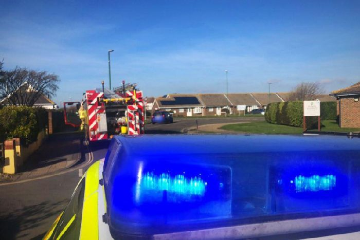 7d1f62e73 Woman 'under police investigation' after vehicle collides with ...