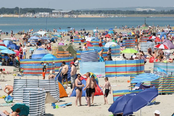 3df3ca6eb Action to manage summer rush of beachgoers heading to West Wittering ...