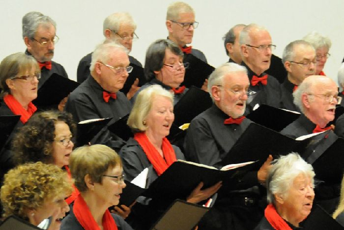 Journey to England (Chorale)