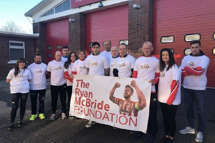 Ryan McBride s family say his Foundation has given them a purpose ... a42b8658d