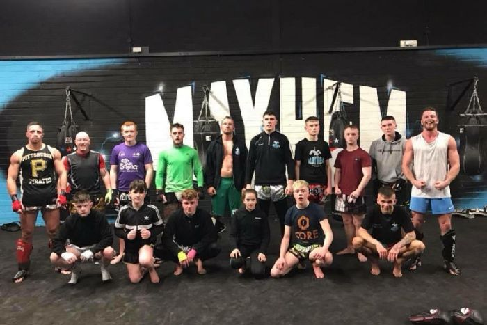 Derry kickboxers set for 'biggest professional show Ireland's ever