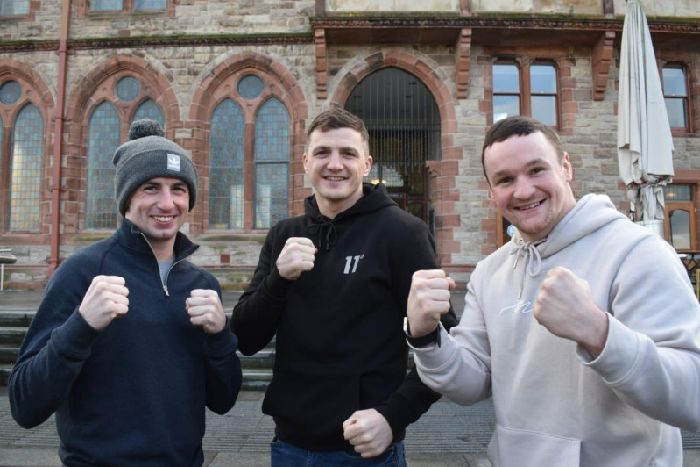 Video: MTK Global gets behind Derry's bid to bring pro boxing back