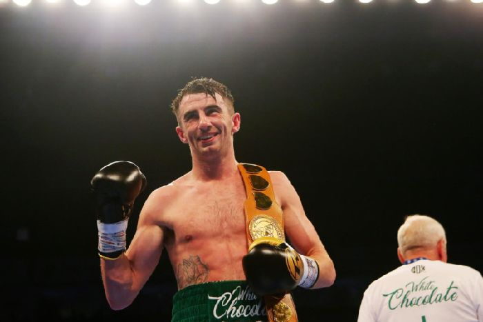 Tyrone McCullagh enters 'life-changing' MTK Golden Contract