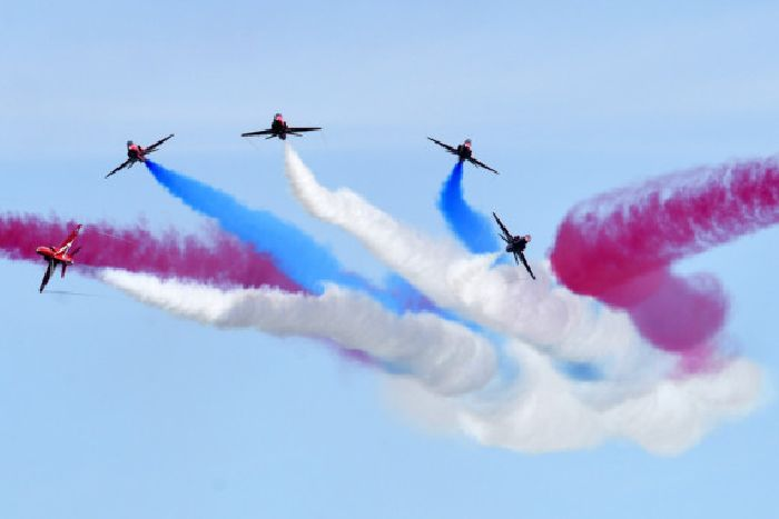 Eastbourne Air Show >> Red Arrows To Miss Eastbourne Airbourne 2019 Eastbourne Herald
