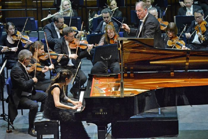 Excitement builds at start of Hastings International Piano Concerto