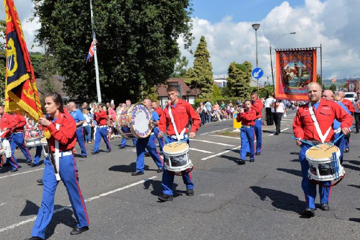 Clyde Valley Flute Band to hold parade