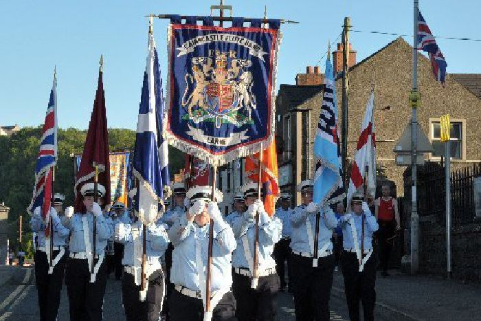 Councillors to meet with Parades Commission over Ballygally parade