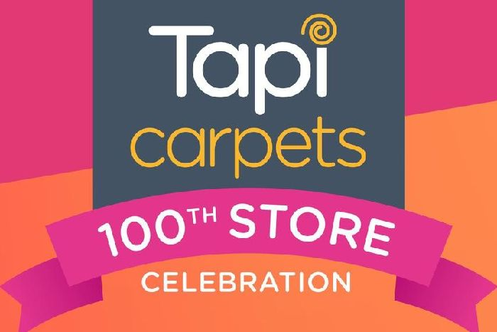 ec2a0a54fa50 Tapi Carpets rolls out its 100th store - and it s in Milton Keynes ...