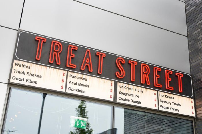 d7016335ad76 New dessert parlour and bar Treat Street throws open its doors in ...