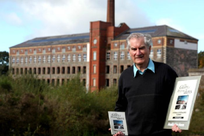 Old mill spinning a new yarn - Belfast News Letter