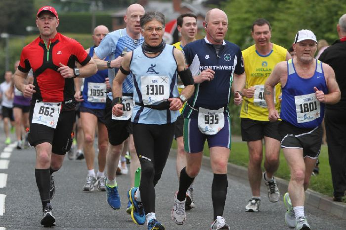 Video: Walled City Marathon 2013 results - Belfast News Letter