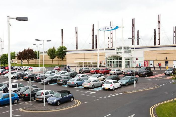 78ecf87d9e2c5 NI shops ban on Craigavon schoolgirl shoplifter. The 14-year-old has been  banned from Rushmere Shopping Centre in Craigavon