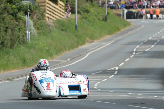 Isle of man speed record
