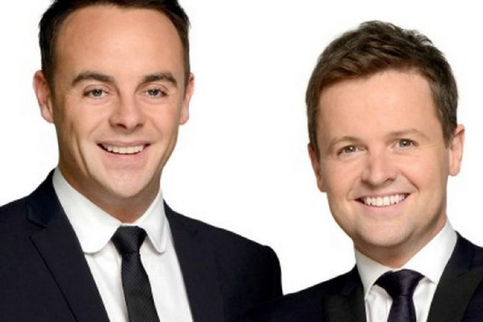 Ant McPartlin returns to Twitter to send love to terminally ill