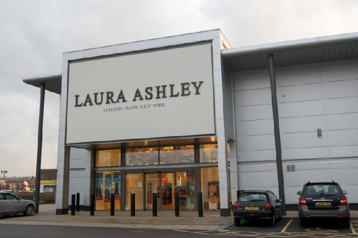 Laura Ashley to close 40 UK stores as firm looks to China - Belfast ...